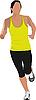 Running men | Stock Vector Graphics
