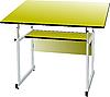 Векторный клипарт: Школа столе.