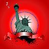 Векторный клипарт: День независимости США