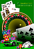 Vector clipart: Casino elements