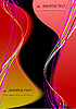 Vector clipart: Abstract background. colored cover