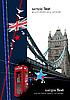 Vector clipart: Cover for brochure with London.