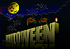Vector clipart: Halloween - Holiday celebrated on the night of October 31