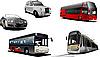 City transport | Stock Illustration
