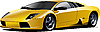 Vector clipart: sport car