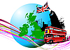 Vector clipart: Englands.