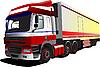 Векторный клипарт: xxxtruck грузовик