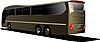 Vector clipart: Tourist bus.