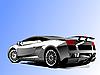 Vector clipart: concept-car