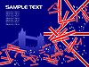 Vector clipart: Britain background