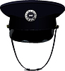 Sheriff`s cap