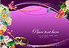 Vector clipart: Wedding invitation
