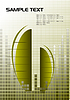 Vector clipart: Abstract modern composition
