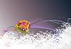 Vector clipart: bouquet