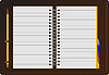 Vector clipart: business folder