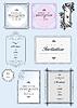Векторный клипарт: Набор рамок-орнаментов