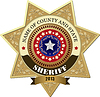 Vector clipart: Sheriff`s badge