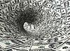 Dollars funnel | Stock Foto