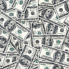 Photo 300 DPI: Dollars seamless background