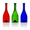 ID 3047810 | Farbige Flaschen | Foto mit hoher Auflösung | CLIPARTO