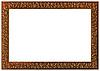 青铜框架 | 免版税照片