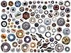 ID 3049340 | Śruby i nakrętki | Foto stockowe wysokiej rozdzielczości | KLIPARTO