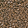Coffee beans seamless background | Stock Foto