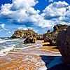 Wild seashore | Stock Foto
