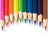 Фото 300 DPI: Цветные карандаши