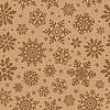Photo 300 DPI: Seamless pattern with snowflakes