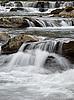 水瀑布 | 免版税照片