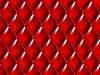 Vector clipart: Red leather seamless background