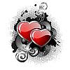 Vector clipart: hearts