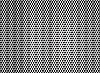 Векторный клипарт: Металлическая сетка - бесшовный фон