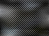 Vector clipart: Metal perforated surface