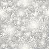 Snowflake seamless background | Stock Illustration