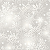 Snowflake seamless background | Stock Vector Graphics