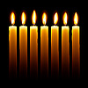 Vector clipart: Candles