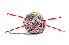 ID 3050732 | Ball of the threads for knitting | High resolution stock photo | CLIPARTO