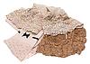 ID 3050800 | Lacy rajstopy i złote ozdoby | Foto stockowe wysokiej rozdzielczości | KLIPARTO