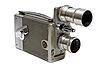 ID 3050804 | Stare filmu z kamery 16 mm z dwoma obiektywami | Foto stockowe wysokiej rozdzielczości | KLIPARTO