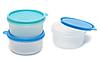 Round plastic container | Stock Foto