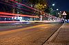 Night road | Stock Foto