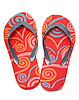 ID 3060151 | Red beach footwear | High resolution stock photo | CLIPARTO