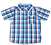 Checkered child`s shirt | Stock Foto