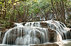 Photo 300 DPI: Waterfall in jungle in Thailand