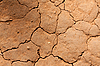 Photo 300 DPI: Dry cracked land