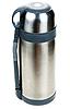 钢保温瓶 | 免版税照片