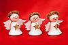 Фото 300 DPI: Декоративные ангелочки