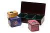 ID 3306629 | Pudełko z herbatą, żelaza pakowania wariantu trzech | Foto stockowe wysokiej rozdzielczości | KLIPARTO